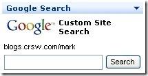 GoogleSearchWPCustom